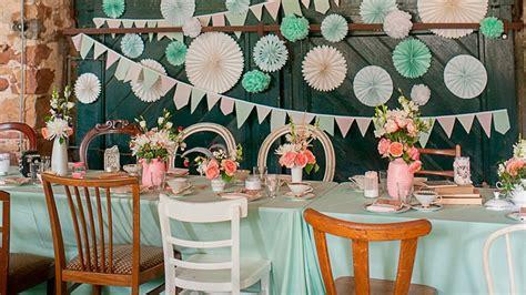 decoration anniversaire vintage pas cher
