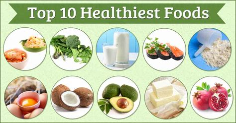 here are the 10 healthiest foods to stock in your kitchen