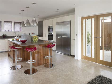 Open Plan Kitchen And Dining Afreakatheart