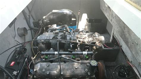 Ls Swap In Boat by Lsx Boat 06 16 16 22 Formula With 6 0 Lq4 Engine In