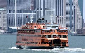 Seeing New York City from the Staten Island Ferry ...