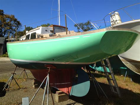 Big Sailboat Jobs by How To Paint A Boat Boats