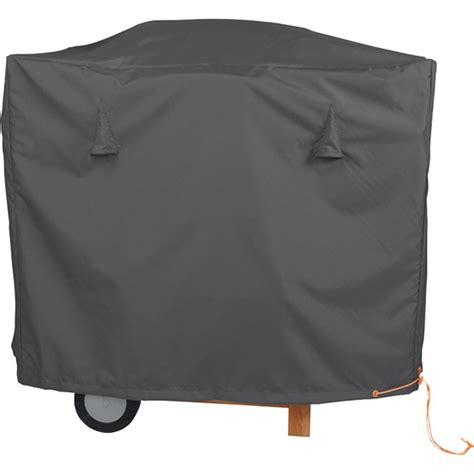 housse de protection pour barbecue naterial l 150 x l 70 x h 90 cm leroy merlin
