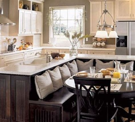 rustic kitchen islands with seating with booths kitchen island with built in booth seating