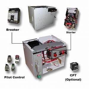 Buy Model 6 - Square D Motor Control Center