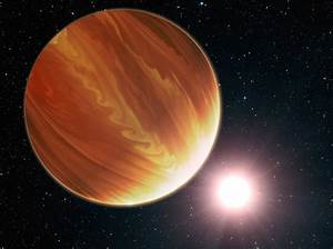 Hubble Finds 3 (Relatively) Dry Exoplanets, Raising ...