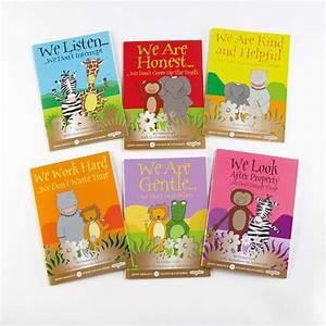 Buy Jenny Mosley Golden Rules Book Pack 6pk   TTS