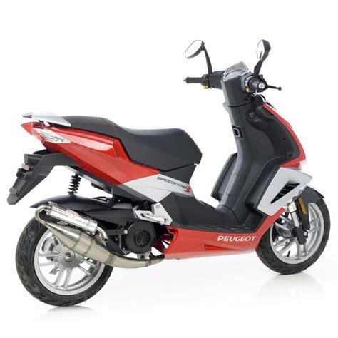 pot d echappement leovince tt scooter 50cc peugeot buxi