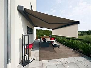 Sonnenschutz Für Terrasse : sonnenschutz f r balkon und terrasse metallbau hunold olpe ~ Markanthonyermac.com Haus und Dekorationen
