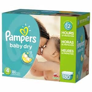 pers baby size 4 diapers 180 ct bj s wholesale club