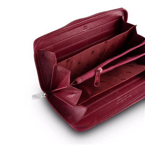 grand portefeuille cuir femme style compagnon marque dv