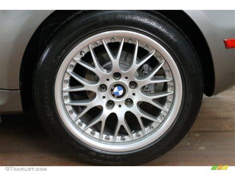 2001 Bmw Z3 3.0i Roadster Wheel Photo #79106452