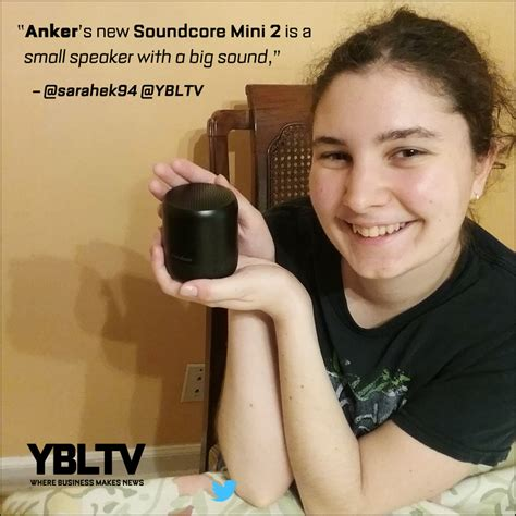 Anker Soundcore Mini Review by Anker S New Soundcore Mini 2 Is A Small Speaker With A Big