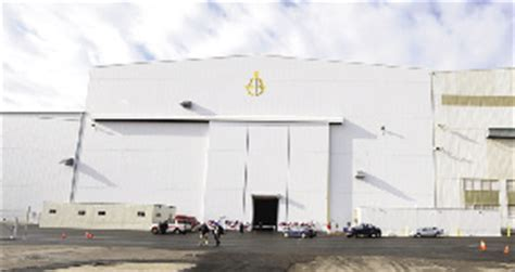 General Dynamics Electric Boat North Kingstown Ri by Dimeo Construction Completes 32 Million Bay 4 Facility At