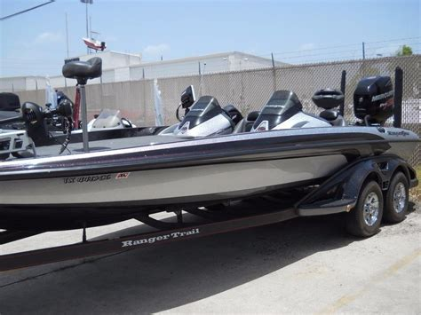 Ranger Boats For Sale Texas by 2014 Used Ranger Z522 Bass Boat For Sale 56 995