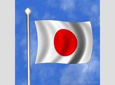 National Flag Of Japan 123Countriescom