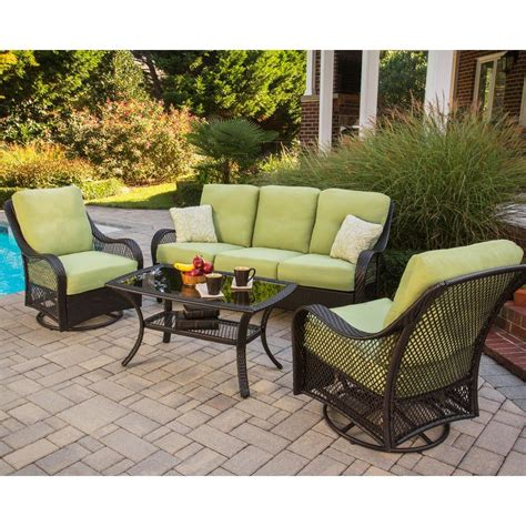 patio conversation sets outdoor lounge furniture patio