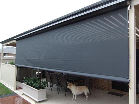 outdoor blinds on douglas blinds patio door blinds and room darkening shades