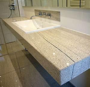 Waschtische Aus Naturstein : waschtisch aus granit marmor naturstein in oberhausen ~ Markanthonyermac.com Haus und Dekorationen