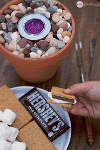 How To Make S'mores Without A Campfire - One Good Thing by ...
