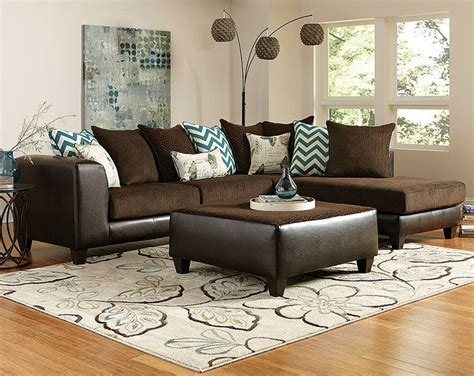 brown leather sectional living room ideas best 25 brown sectional ideas on living room