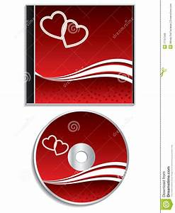 Valentine Day Cd Cover Design Royalty Free Stock Photos ...