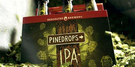 deschutes pinedrops ipa hensley beverage company