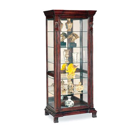 corner glass display cabinet cabinet glass