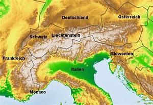 Italienische Schweiz Karte : italien alpen karte kleve landkarte ~ Markanthonyermac.com Haus und Dekorationen
