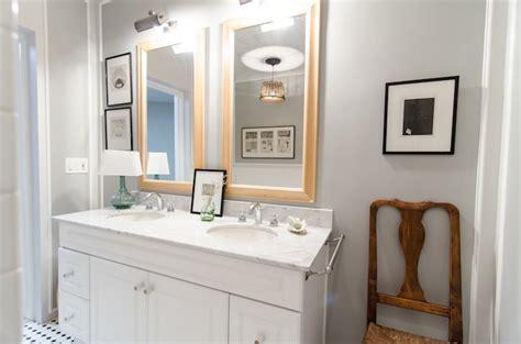 Gray Paint Colors-transitional-bathroom-benjamin