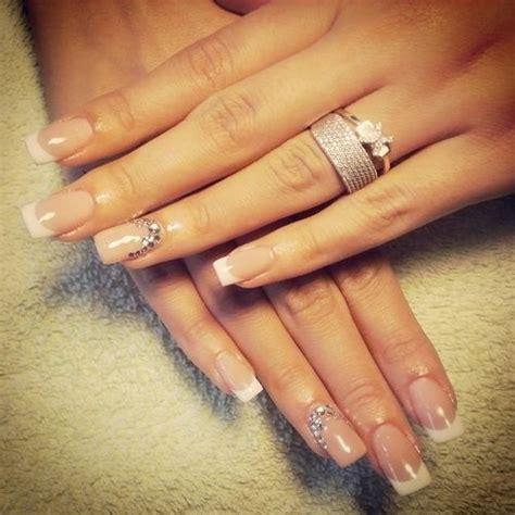 17 meilleures id 233 es 224 propos de ongles de mariage sur ongles de mariage roses