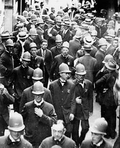 Crushing the Cops—The 1919 Boston Police Strike: WCH ...