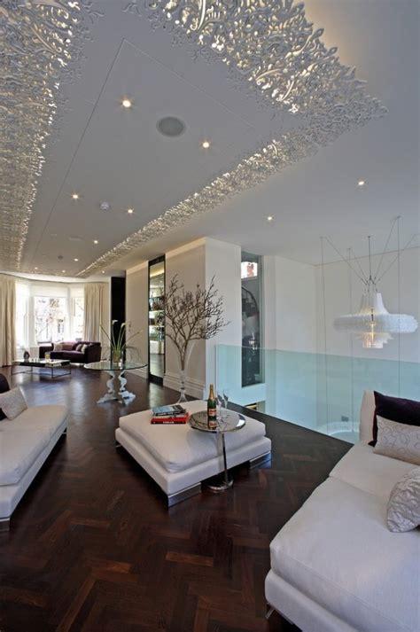 plafond cuisine decoration plafond