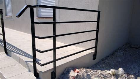 fabrication et pose garde corps de securite de terrasse