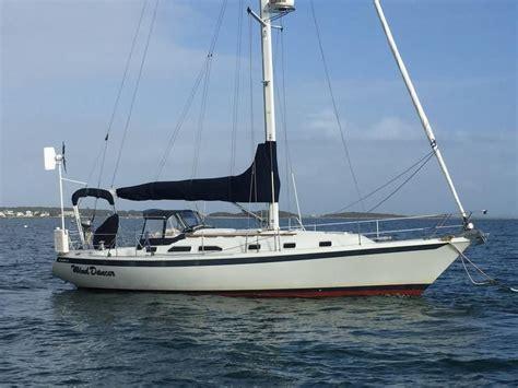 Catamaran For Sale Massachusetts by 1996 Pacific Seacraft Ericson 380 Go Sailboats