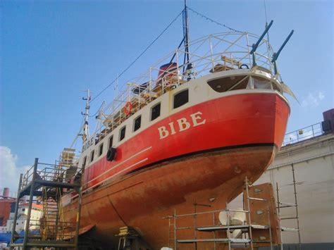 Catamaran Excursion Croatia by Bibe Excursion Boat And Komiza Catamaran In For Refurbishment
