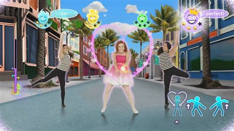 Love Boat Theme Song Remix by Just Dance Kids 2014 Nintendo Wii Ubisoft