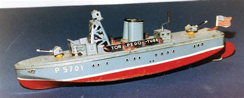 Toy Ships And Boats by Japanese Tinplate Toy Ships 1 Antique Toy World Magazine