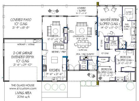 Home Design Model Free House Plan Contemporary House