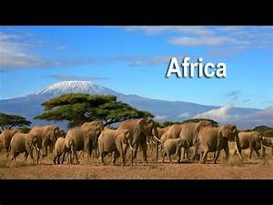 Africa Top Ten Things to Do, by Donna Salerno Travel - YouTube
