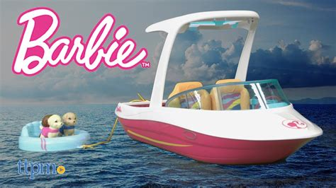 Barbie Dolphin Magic Ocean View Boat by Barbie Dolphin Magic Ocean View Boat From Mattel Youtube