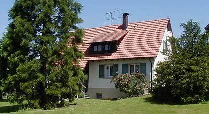Alleinstehendes Ferienhaus Am Bodensee  Ferienhaus Baden