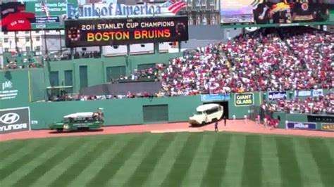 Duck Boat Red Sox Parade by June 19 2011 Boston Bruins Boston Red Sox Duck Boat Parade