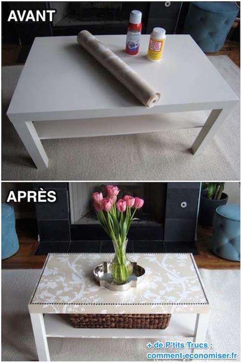 Comment Facilement Transformer Une Table Ikea En Meuble Chic