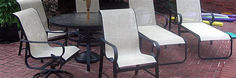 Patio Furniture Replacement Slings Dallas by Grandle Replacement Slings And Patio Furniture