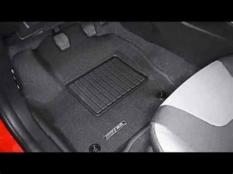 review of the weathertech front floor mats on a 2016 hy