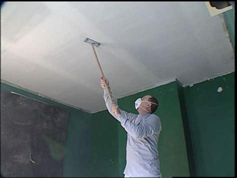 pose placo plafond refaire un plafond avec du placopl 226 tre bricobistro