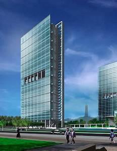 Poly International Plaza by SOM