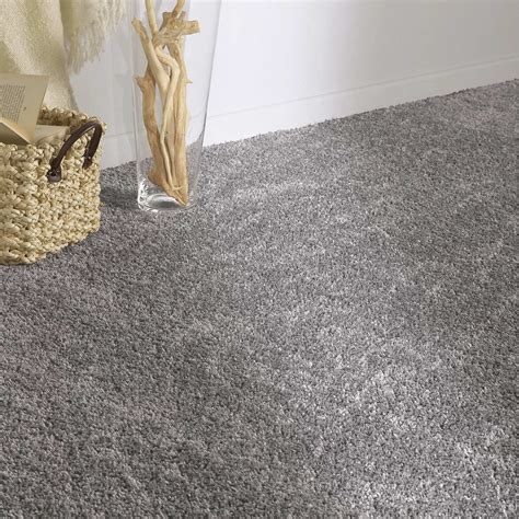 moquette velours moonshadow taupe 4 m leroy merlin