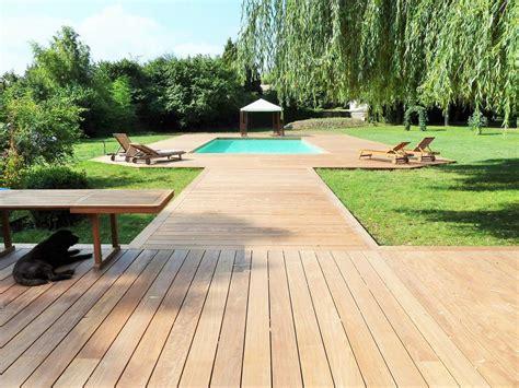terrasse en bois 78 terrasse en ipe large terrasse bois